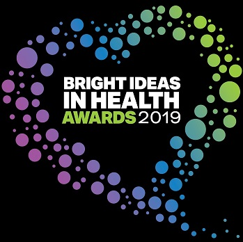 Launch of the Bright Ideas in Health Awards 2019