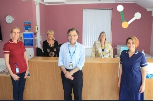 North East and North Cumbria Patient Recruitment Centre